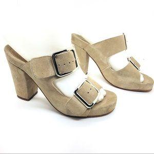 Jeffrey Campbell 'Maricruz' Chunky Heel Sandal